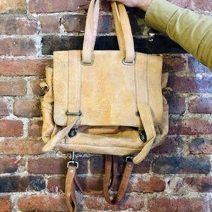 "Bryna Nicole ""Schoolboy"" Satchel backpack/brief"